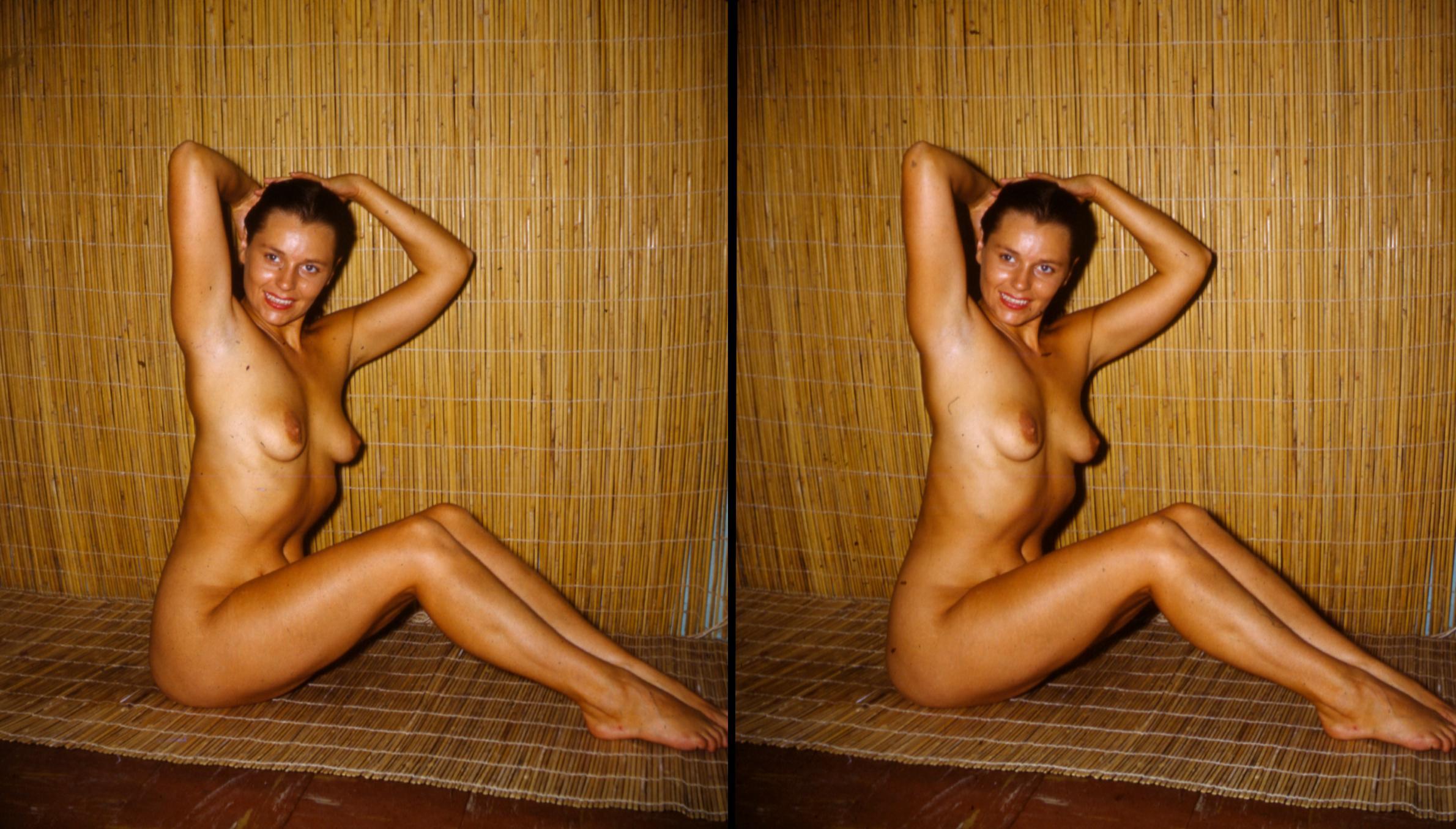 Naked eye 3d porn image